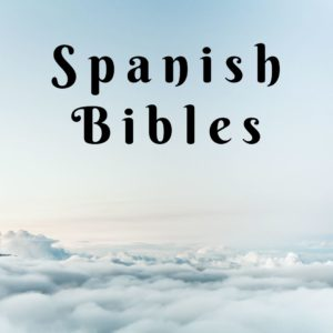 Bibles (Spanish)