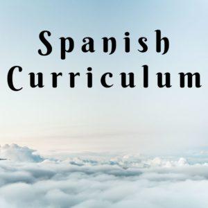 Spanish Curriculum
